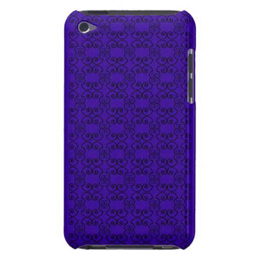 Swirls design iPod touch cases