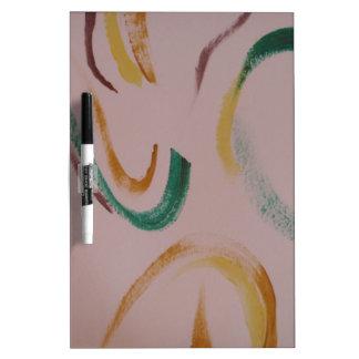 Swirls Dry-Erase Boards