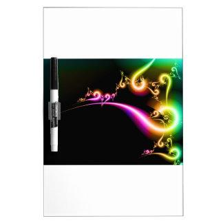 Swirls Dry Erase Whiteboards