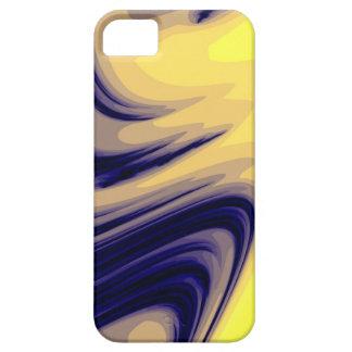 Swirls iPhone SE/5/5s Case