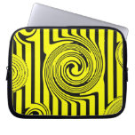 Swirls Laptop Computer Sleeve