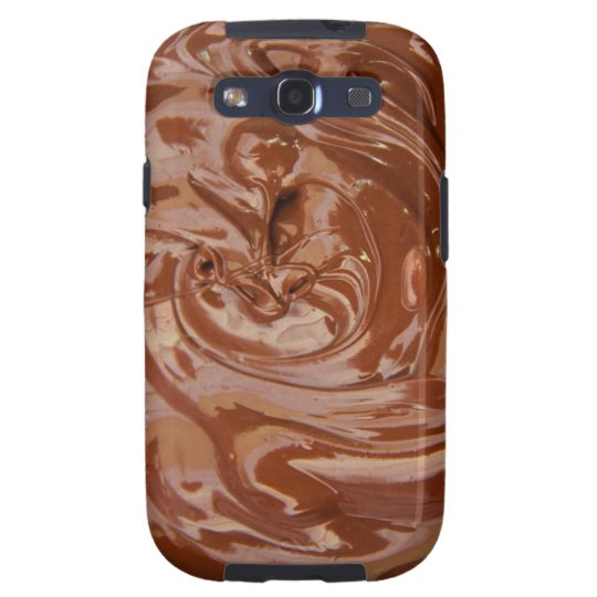Swirls of Chocolate Galaxy S3 Case