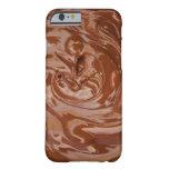 Swirls of Chocolate iPhone 6 Case