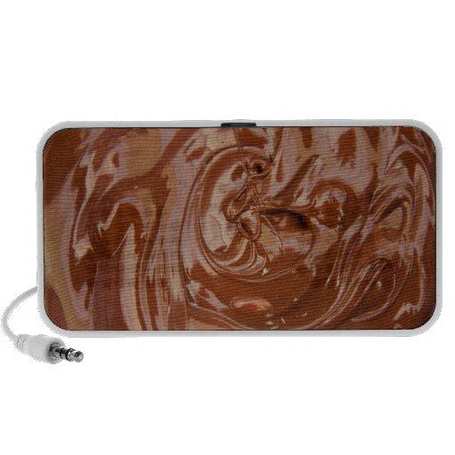 Swirls of Chocolate Speaker