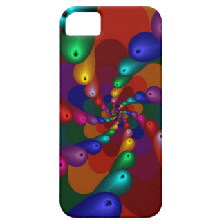Swirls Of Color Abstract iPhone 5 Case