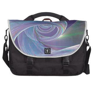 Swirls of Color Laptop Computer Bag