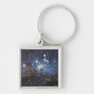 Swirls of gas and dust key chains