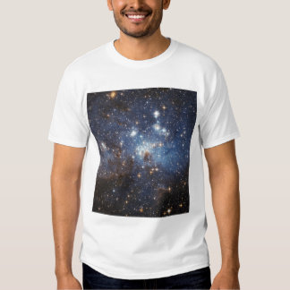 Swirls of gas and dust shirt