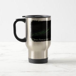 Swirls of Light; Customizable Travel Mug