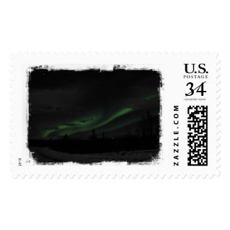 Swirls of Light Postage Stamps