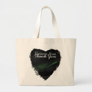Swirls of Light; Promotional Canvas Bag