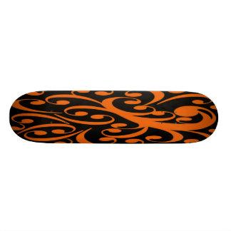 Swirls Skateboard