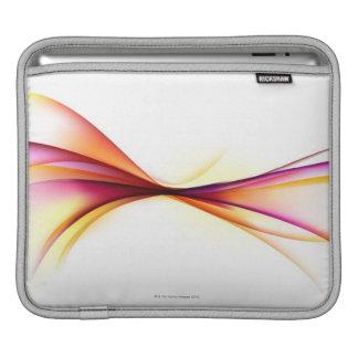 Swirls Sleeve For iPads