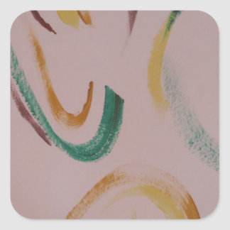 Swirls Stickers
