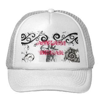 swirls, swirlBlack, swirls_reversedlg, swirls_r... Trucker Hat
