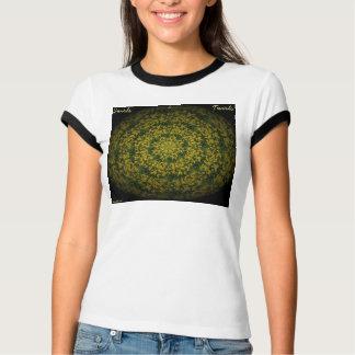 Swirls, &,Twirls, T-Shirt