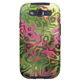 Swirls Vibe Case for Samsung Galaxy S3 Samsung Galaxy S3 Cover