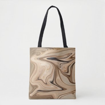 Beach Themed SwirlTote Tote Bag