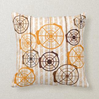 Swirly and Pattern Pillow