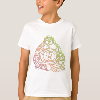 Swirly Buddha T-Shirt