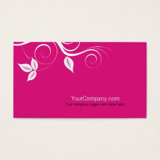 Swirly Business Card