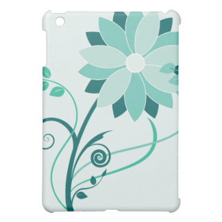 Swirly Flower Case For The iPad Mini
