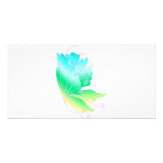 Swirly Fly  Card