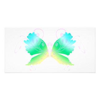 Swirly Fly II Card