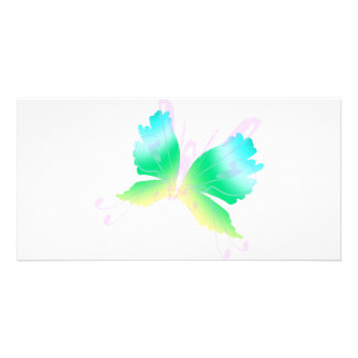 Swirly Fly III Card
