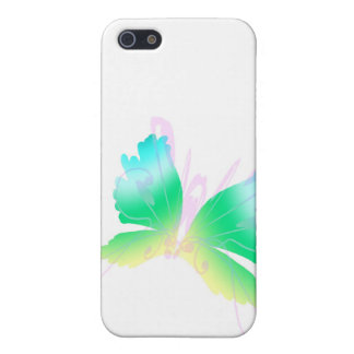 Swirly Fly III Case For iPhone SE/5/5s