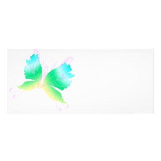 Swirly Fly III Rack Card