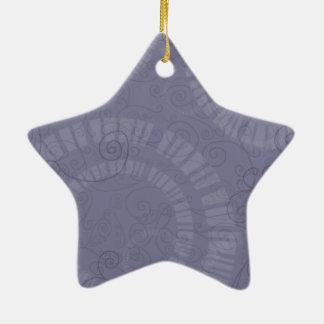 Swirly Fortune Ornaments
