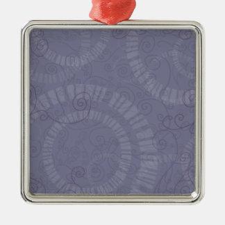 Swirly Fortune Ornament