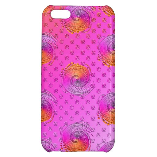 Swirly GIrly Iphone5 cover iPhone 5C Case