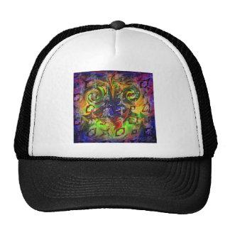 Swirly hace frente gorras