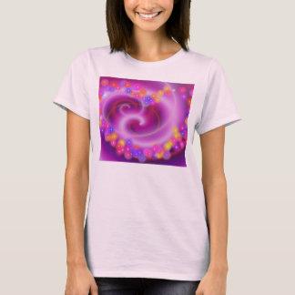 Swirly Heart T-Shirt