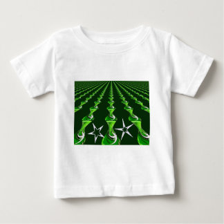 Swirly_Links resized.PNG Baby T-Shirt
