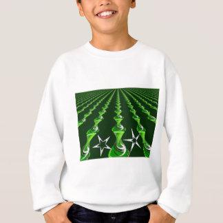 Swirly_Links resized.PNG Sweatshirt
