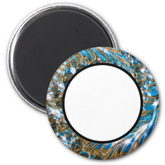 Swirly Mirror Magnet