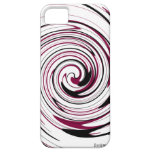 Swirly Record iPhone 5 Covers