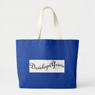 Swirly Script Bag