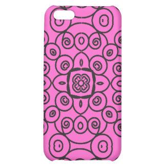 Swirly Seamless Pattern 1 iPhone 5C Case