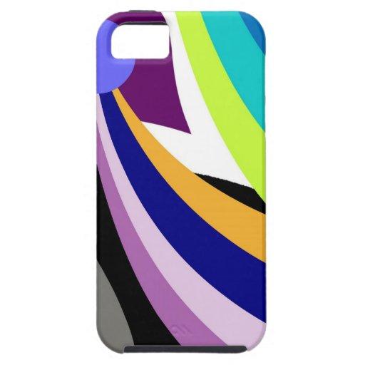 Swirly Sky iPhone 5 Covers