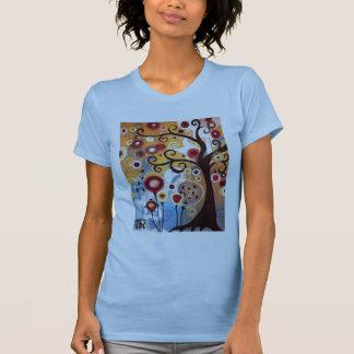 Swirly Tree T-Shirt