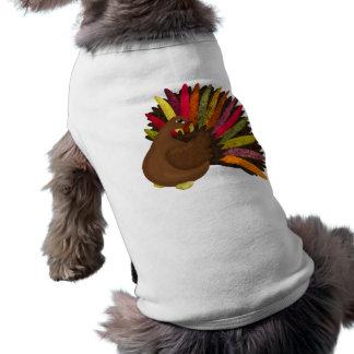 Swirly Turkey Shirt