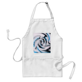 Swirly Whirly Design By, Megan Eller Adult Apron