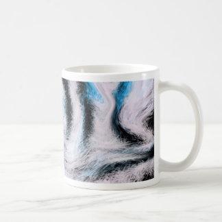 Swirly Whirly Design By, Megan Eller Coffee Mug