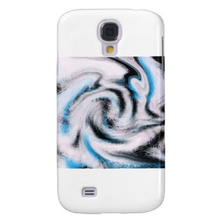 Swirly Whirly Design By, Megan Eller Samsung Galaxy S4 Cover