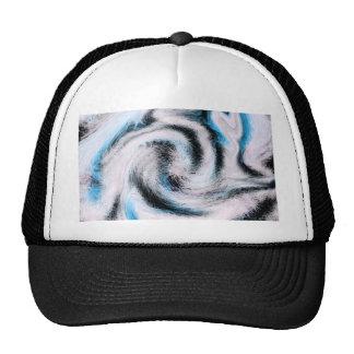 Swirly Whirly Design By, Megan Eller Trucker Hat