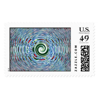 Swirly Whirly (Large) Stamps